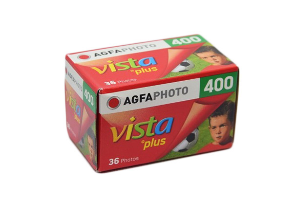 AGFA PHOTO VISTA 200、400