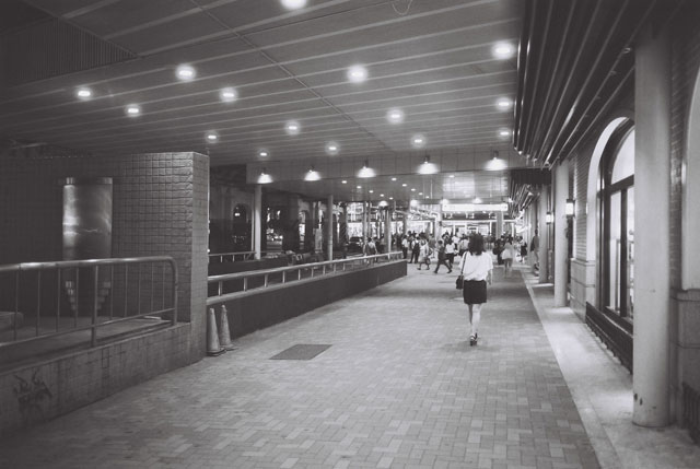 Agfa Photo APX 100 撮影イメージ